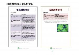 マイナンバー対策パッケージ マイナセット-3